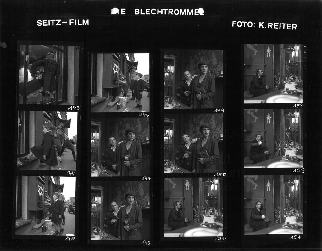 DIE BLECHTROMMEL // Fotos / Kontaktbogen 1
