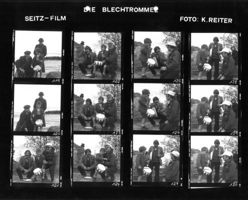 DIE BLECHTROMMEL // Fotos / Kontaktbogen 3