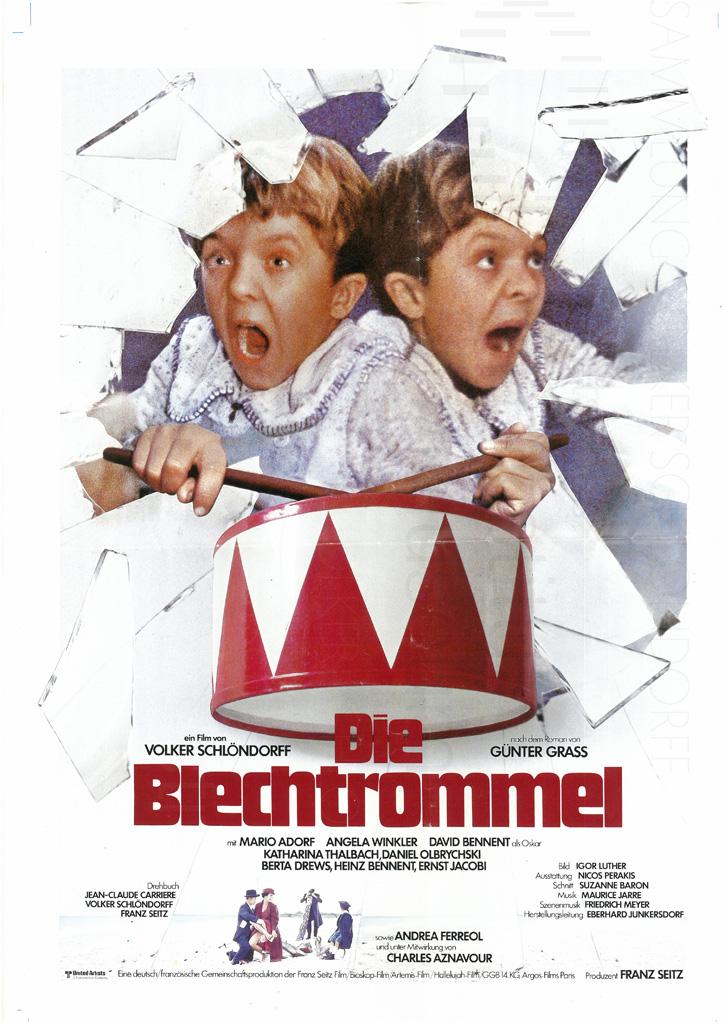 DIE BLECHTROMMEL // Werbung und Verleih / Plakat