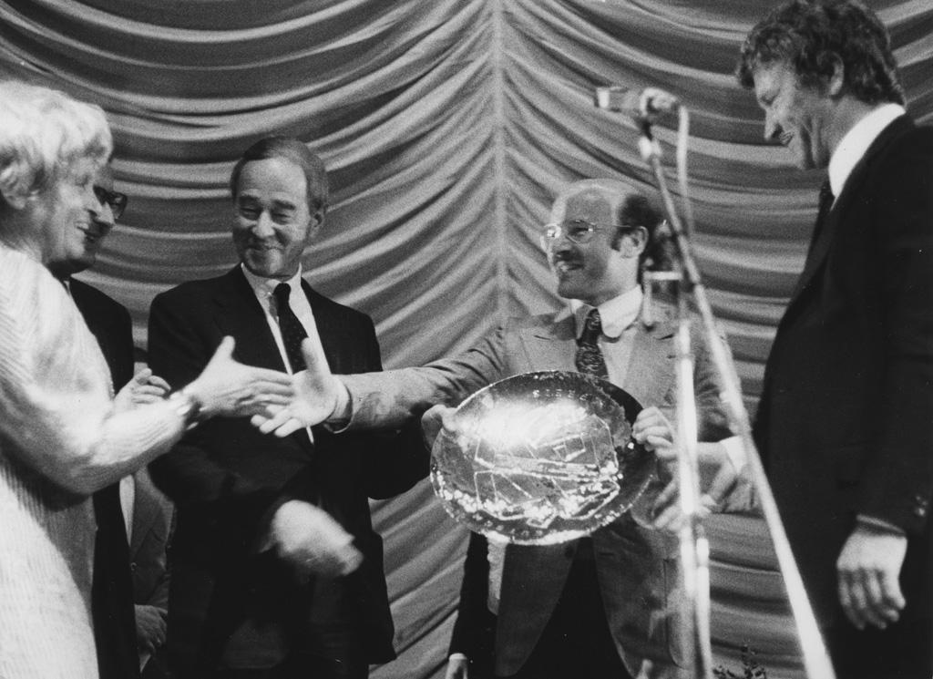 DIE BLECHTROMMEL // Preise und Veranstaltungen / Deutscher Filmpreis 1979