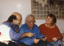 HOMO FABER // Fotos / Sonstige Fotos - Treffen mit Max Frisch 3