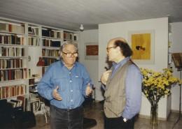 HOMO FABER // Fotos / Sonstige Fotos - Treffen mit Max Frisch 4