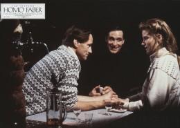 HOMO FABER // Werbung und Verleih / Aushangfoto 15