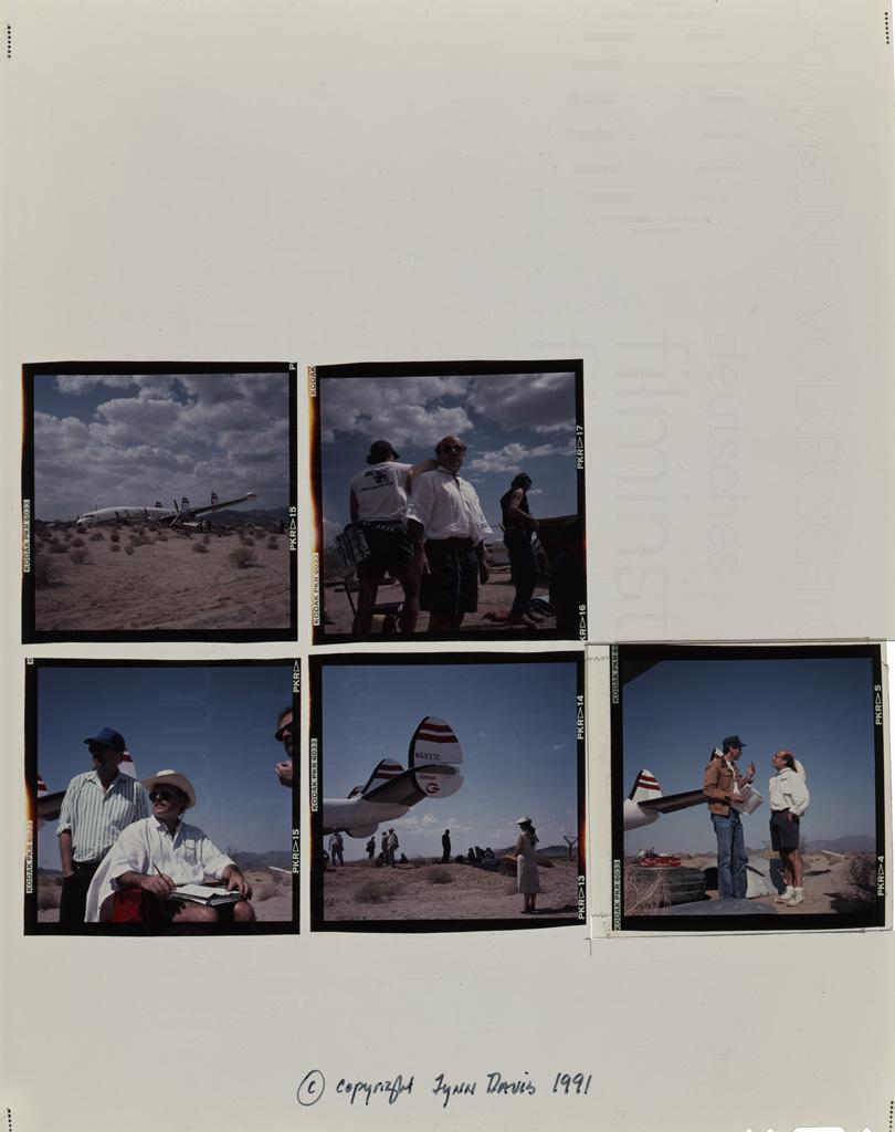 HOMO FABER // Fotos / Kontaktbogen 1