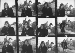 DIE VERLORENE EHRE DER KATHARINA BLUM // Kontaktbogen Angela Winkler 1