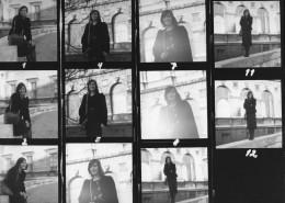 DIE VERLORENE EHRE DER KATHARINA BLUM // Kontaktbogen Angela Winkler 2