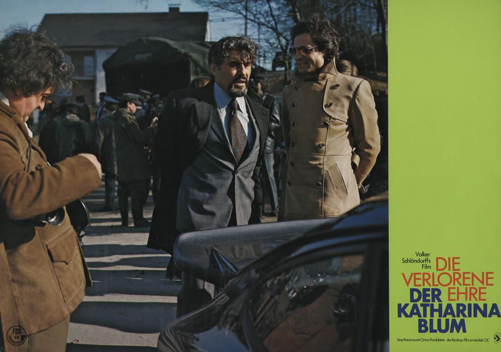 DIE VERLORENE EHRE DER KATHARINA BLUM // Werbung und Verleih / Aushangfoto 4