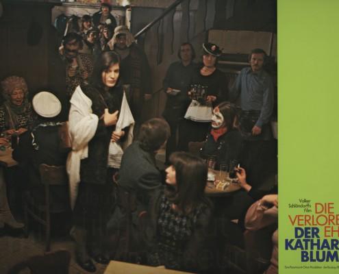 DIE VERLORENE EHRE DER KATHARINA BLUM // Werbung und Verleih / Aushangfoto 6