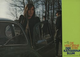 DIE VERLORENE EHRE DER KATHARINA BLUM // Werbung und Verleih / Aushangfoto 7
