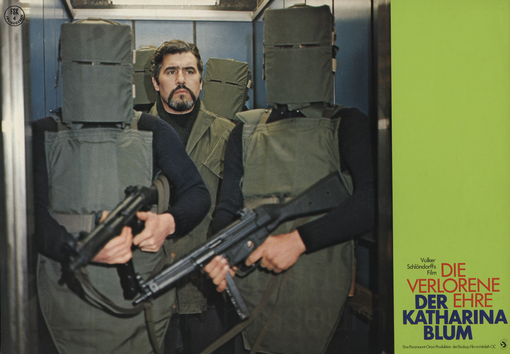 DIE VERLORENE EHRE DER KATHARINA BLUM // Werbung und Verleih / Aushangfoto 12