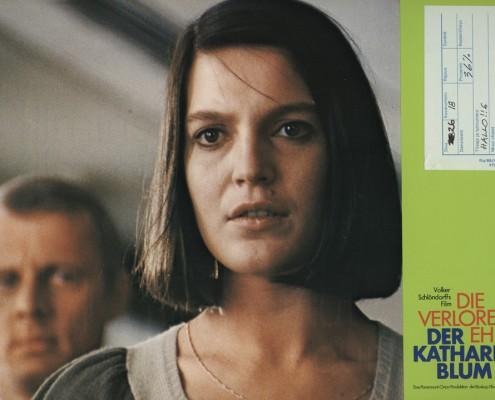 DIE VERLORENE EHRE DER KATHARINA BLUM // Werbung und Verleih / Aushangfoto 13