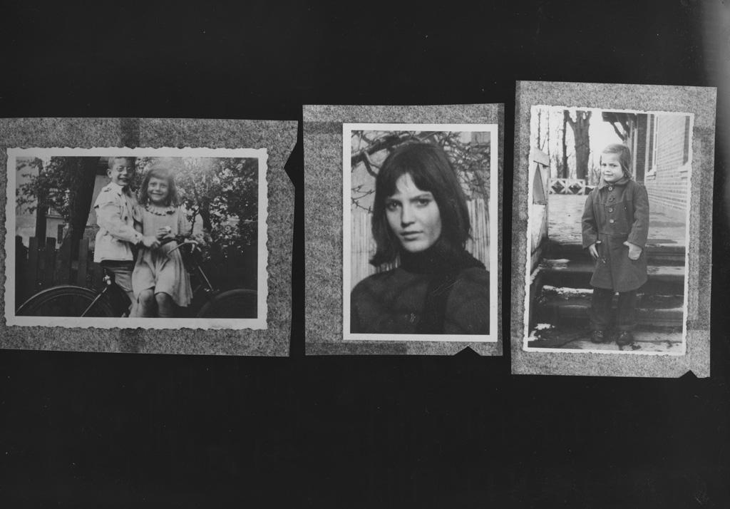DIE VERLORENE EHRE DER KATHARINA BLUM // Requisit / Kinderfotos Angela Winkler
