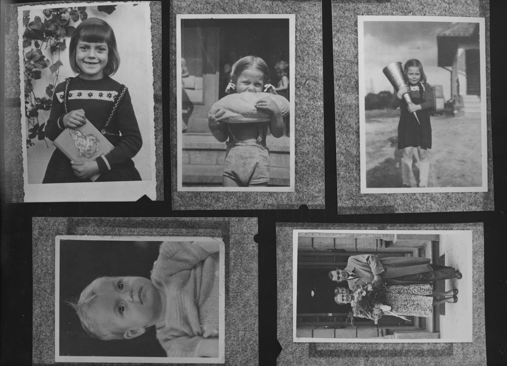 DIE VERLORENE EHRE DER KATHARINA BLUM // Requisit / Kinderfotos Angela Winkler 2