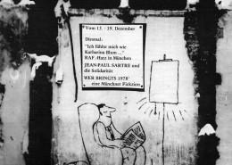 DIE VERLORENE EHRE DER KATHARINA BLUM // Presse / Artikel 35. Blatt - Stadtzeitung für München