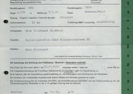DER PLÖTZLICHE REICHTUM DER ARMEN LEUTE VON KOMBACH // Werbung und Verleih / FBW-Prüfantrag 2