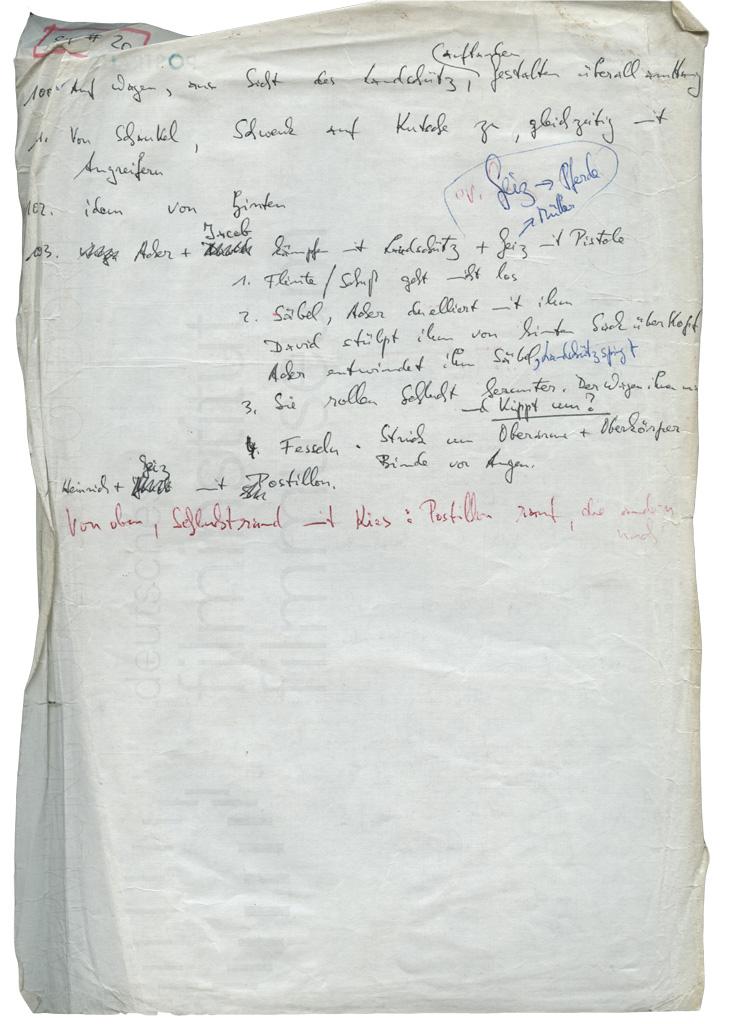 DER PLÖTZLICHE REICHTUM DER ARMEN LEUTE VON KOMBACH // Notizen zu einzelnen Sequenzen 9