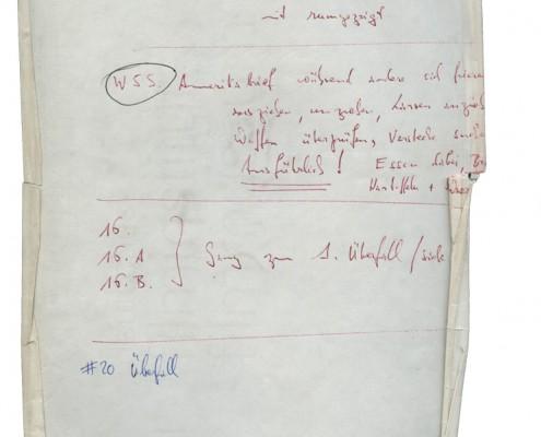 DER PLÖTZLICHE REICHTUM DER ARMEN LEUTE VON KOMBACH // Notizen zu einzelnen Sequenzen 5