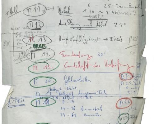 DER PLÖTZLICHE REICHTUM DER ARMEN LEUTE VON KOMBACH // Notizen zu einzelnen Sequenzen 8