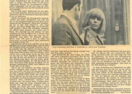 MORD UND TOTSCHLAG // Presse / Filmkritik Hannoversche Allgemeine Zeitung