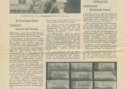 DER JUNGE TÖRLESS // Presse / DER SPIEGEL