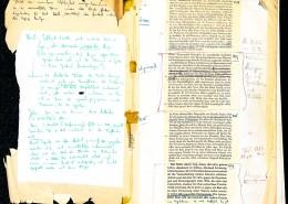Arbeitsdrehbuch (Auszug) BAAL