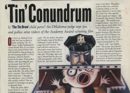 DIE BLECHTROMMEL // Presse/ Filmkritik Hollywoodland a