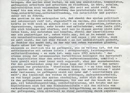 DIE VERLORENE EHRE DER KATHARINA BLUM // Vorbereitungsmaterial / Ulrike Meinhofs Aktionsprogramm a