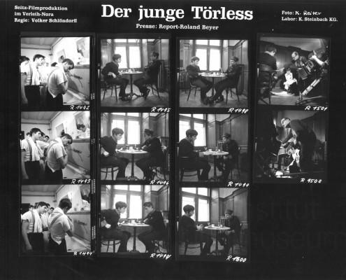 DER JUNGE TÖRLESS // Fotos / Kontaktbogen 1