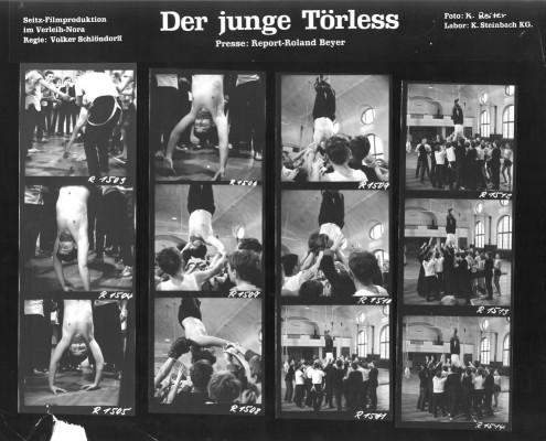 DER JUNGE TÖRLESS // Fotos / Kontaktbogen 2