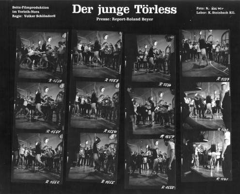 DER JUNGE TÖRLESS // Fotos / Kontaktbogen 5