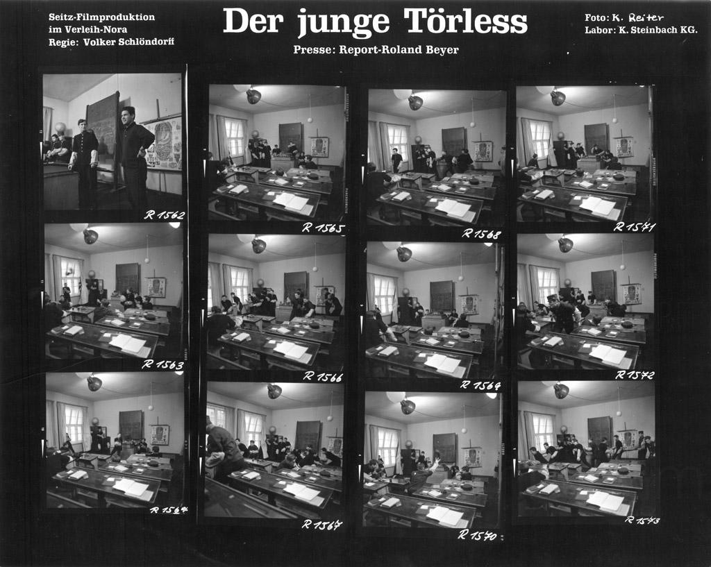 DER JUNGE TÖRLESS // Fotos / Kontaktbogen 6