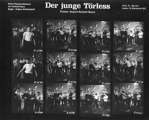 DER JUNGE TÖRLESS // Fotos / Kontaktbogen 7