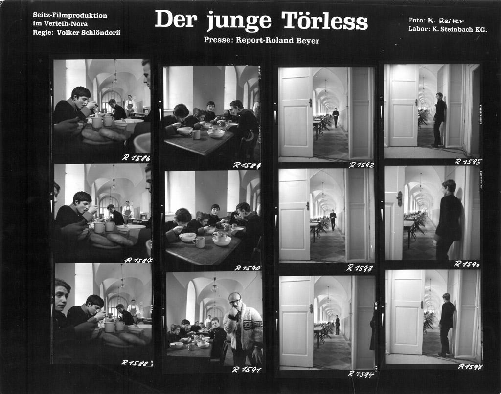 Der Junge Törless // Kontaktbogen 009