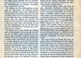 DER JUNGE TÖRLESS // Presse / Filmkritik, Patalas