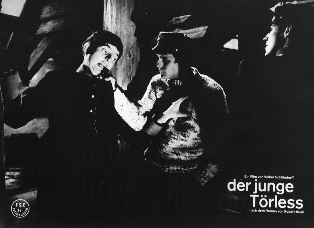 DER JUNGE TÖRLESS // Werbung und Verleih / Aushangfoto 6