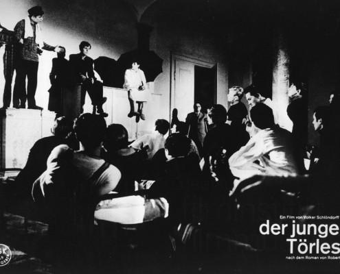 DER JUNGE TÖRLESS // Werbung und Verleih / Aushangfoto 9