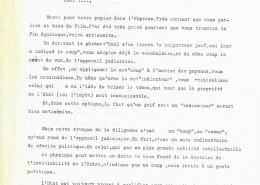 """DER PLÖTZLICHE REICHTUM DER ARMEN LEUTE VON KOMBACH // Korrespondenz / Journalist """"L'Express"""""""