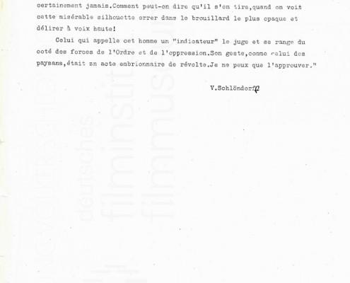 """DER PLÖTZLICHE REICHTUM DER ARMEN LEUTE VON KOMBACH // Korrespondenz / Journalist """"L'Express"""" 2"""