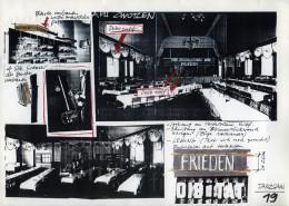 DIE STILLE NACH DEM SCHUSS // Produktionsunterlagen / Setdesign Entwurf 5