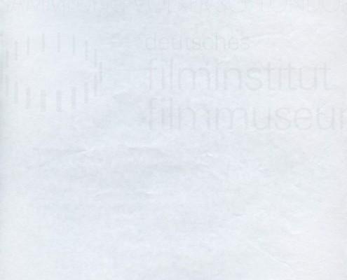 DIE STILLE NACH DEM SCHUSS // Vorbereitungsmaterial / Drehbuchnotizen 1a