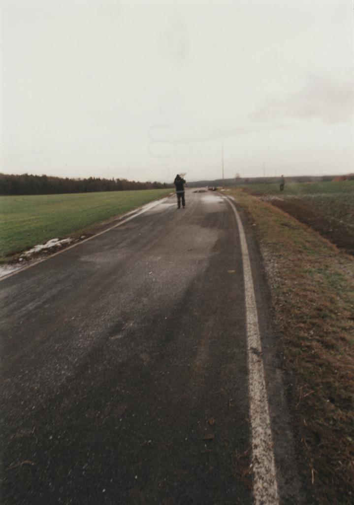 DIE STILLE NACH DEM SCHUSS // Werkfoto 1