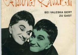 KALEIDOSKOP VALESKA GERT // Sonstiges / Absurdes Kabarett Schallplatte 1