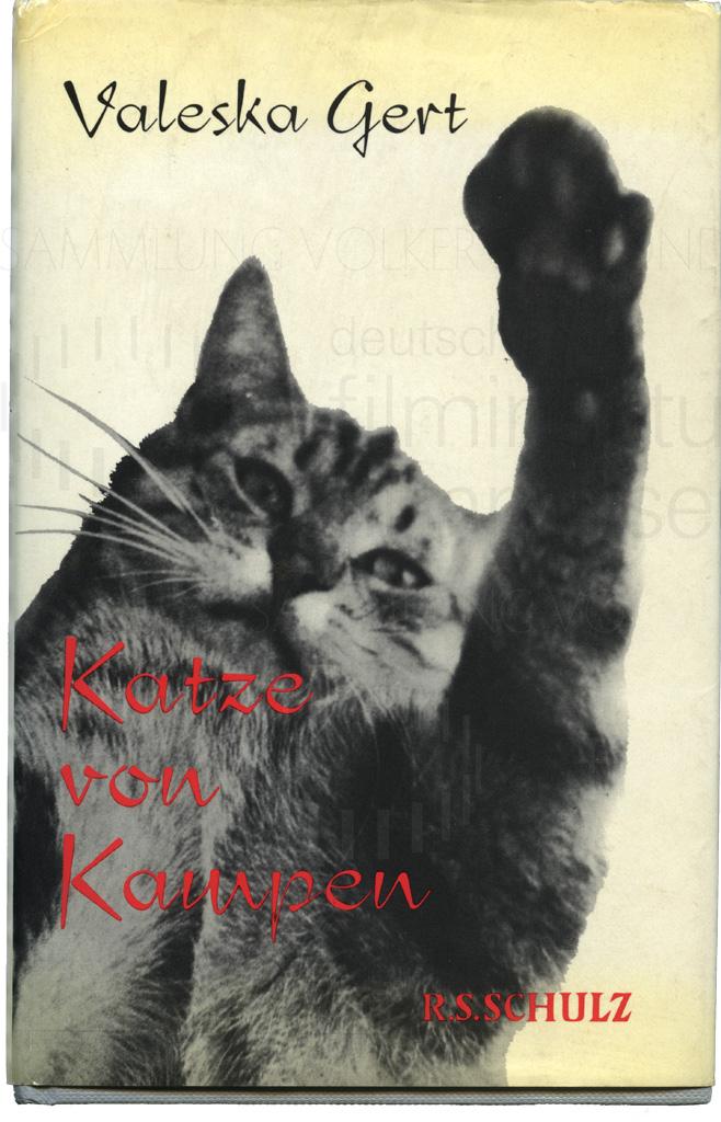 KALEIDOSKOP VALESKA GERT // Vorbereitungsmaterial / Katze von Kampen 1