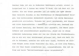 KALEIDOSKOP VALESKA GERT // Sonstiges / Nachruf VS auf Valeska Gert 1