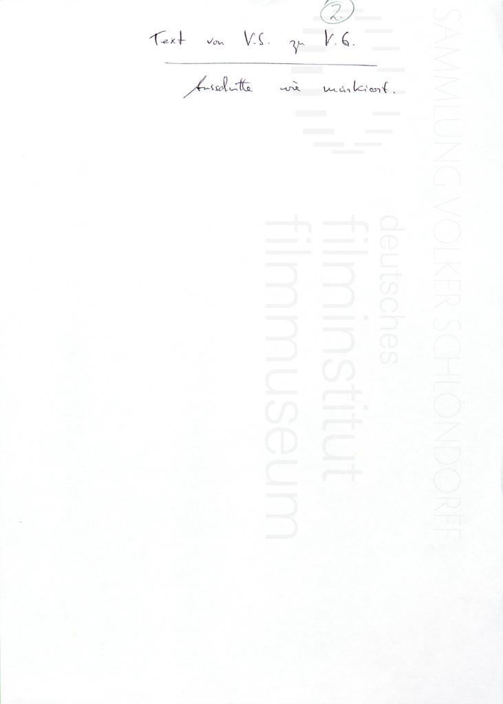 KALEIDOSKOP VALESKA GERT // Presse / Synopsis 1a