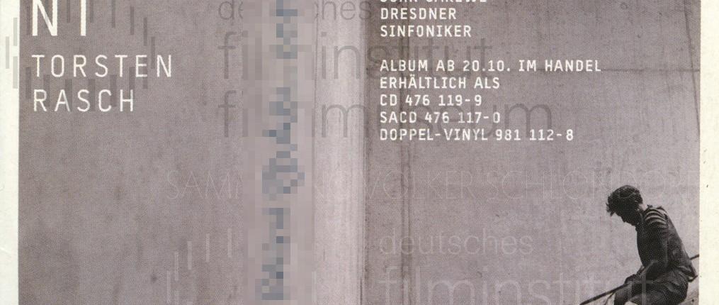 DER NEUNTE TAG // Vorbereitungsmaterial / CD Thorsten Rasch. Mein Herz brennt