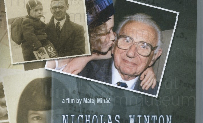 DER NEUNTE TAG // Vorbereitungsmaterial / DVD Nicholas Winton. The Power of Good