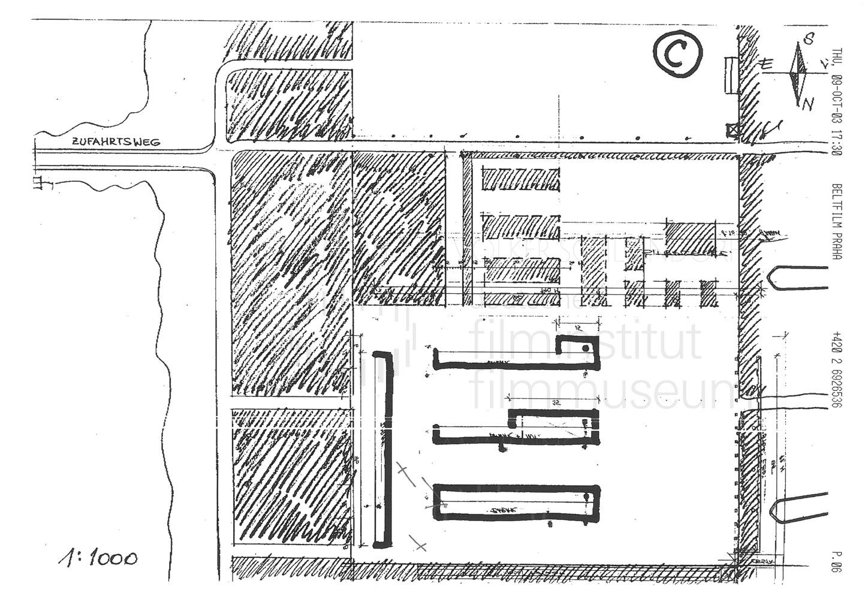 DER NEUNTE TAG // Vorbereitungsmaterial / Location, 1b