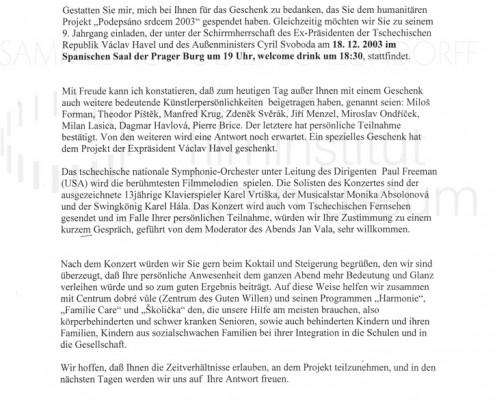 DER NEUNTE TAG // Korrespondenz / Vladimir Merlik