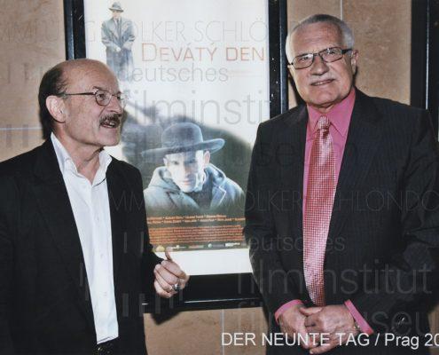 DER NEUNTE TAG // Fotos / Veranstaltungsfotos / tschech. Premiere, 1